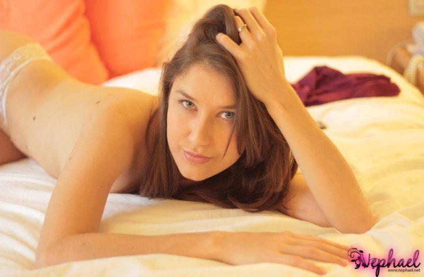 Hot girl sur webcam vous montrant tout