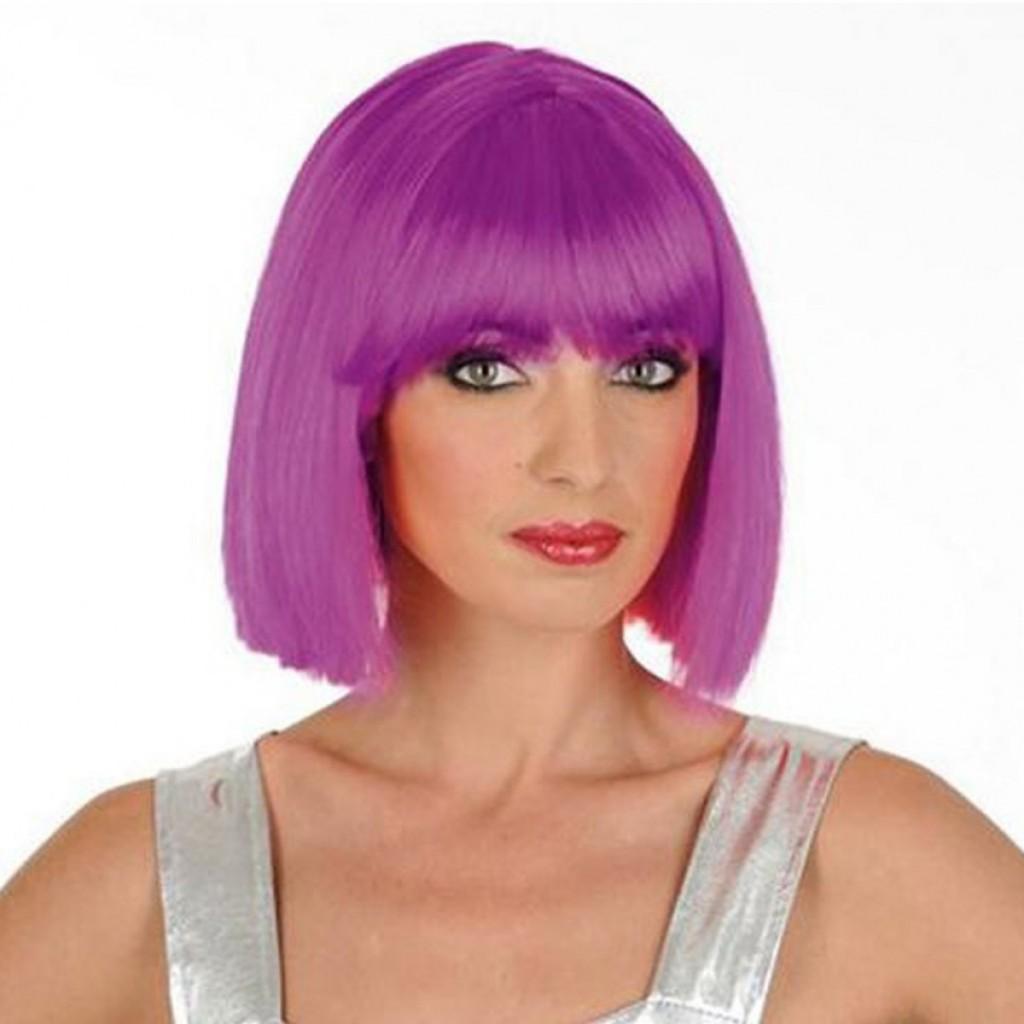 perruque-femme-violet